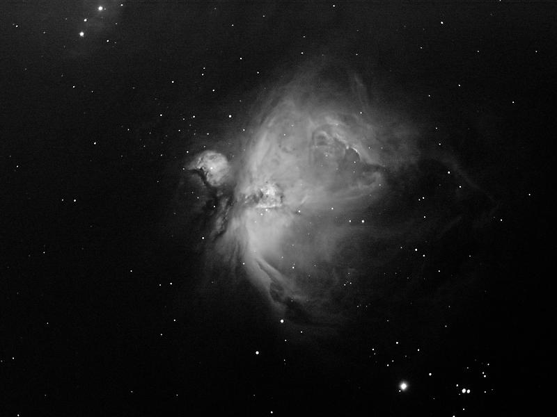 2013-01-09 - Great Orion Nebula from Jodrell Bank