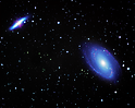2019-03-29 - M081/M082 - The Cigar Galaxy and Bodes Galaxy - 14.5 hours integration time