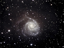 Messier 101 - Pinwheel Galaxy