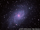Messier 33 - Triangulum Galaxy