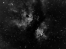 2012-03-25 - IC1318 Butterfly Nebula