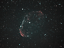 Crescent Nebula - Process3