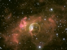 2009-07-18, 2009-09-10, 2009-09-14 and 2009-09-16 - Bubble Nebula